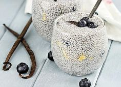 Chia seeds contain plant-based sources of omega-3 fats, which have been shown to fight inflammation by minimizing the production of enzymes that erode cartilage.