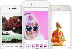 A Color Story - Bright, fresh photo app Photography Camera, Iphone Photography, Photography Tips, Iphone Photo Editor App, Instagram Apps, E Online, Color Stories, Digital Marketing, Media Marketing