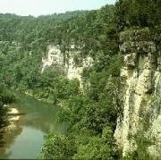Vilander Bluff Natural Area in Crawford County, Mo.   Missouri Department of Conservation (Just south of Bourbon!)