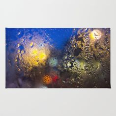 Condensation 88 - Reef Area & Throw Rug by Pete Edmunds - $28.00
