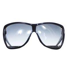Tom Ford Black Ekaterina Sunglasses