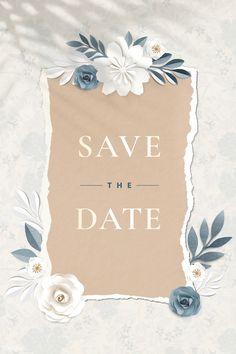 Invitation Card Design, Wedding Invitation Cards, Wedding Cards, Flower Invitation, Invitation Paper, Personalized Greeting Cards, Flower Background Wallpaper, Flower Logo, Instagram Frame