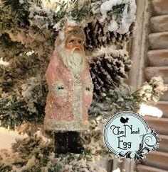 Pink Santa for Chris