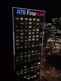 ATB Financial Building in Edmonton. Alberta, Canada ~Cheryl Oates