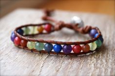 A Rainbow of Colors by Nancy and Bruce on Etsy