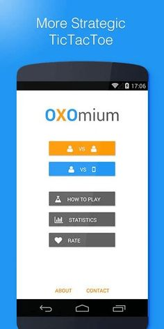 OXOmium Strategic TicTacToe by DavCo Android Game Screenshot 10