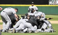White Sox Humber throws perfect game, Sox beat Seattle 4-0. Via Chicago Tribune