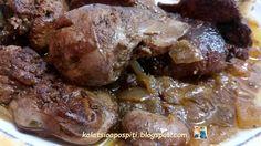Συκωτακια κοτοπουλου με λεμονι και ριγανη