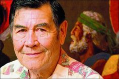 Outstanding Hawaiian Artist, Historian and designer of the Hokule`a
