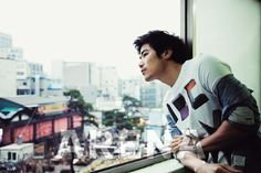 Kim Kang Woo Arena Homme+ Korea Magazine May Issue '12