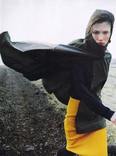 Gilles Bensimon, Elle October 1999