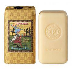 Claus Porto - Carnival Honeysuckle Soap