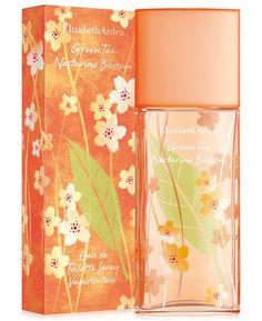 Elizabeth Arden Green Tea Nectarine Blossom Arrives for Spring!