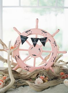 Decor direction: http://www.stylemepretty.com/2015/06/23/nautical-details-for-your-summer-wedding/