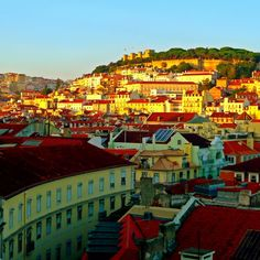 Lisbon, Portugal. The capital city and largest city of Portugal, Lisbon is one of the oldest cities in the world, predating other modern European capitals such as London, Paris and Rome by hundreds of years.
