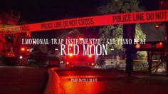 - FREE - Emotional Trap Instrumental / Sad Piano Beat - Red Moon - (Prod...