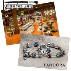 Additional Details About PANDORA Jewelry Showcase in Marketplace Co-Op at Walt Disney World on November 7-8, 2014