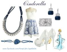 Spring/Summer 2014 Cinderella Lia Sophia -  www.liasophia.com/eliana Perla Del Mar Necklace $188 or ($50 dollars for hostesses), Check Please earings $38, Ocean Splash bracelet $42, Promenade ring $88. Ask me how to get this look with two of the more expensive items at HALF OFF!!