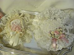 she make gorgeous lace items