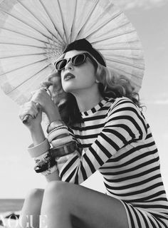 Vintage summer beauty