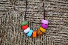 "GATO Handmade: COLIERE ""CANDY"" Candy, Handmade, Gatos, Hand Made, Sweets, Candy Bars, Handarbeit, Chocolates"