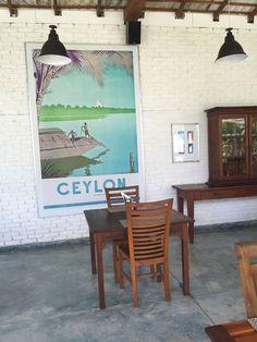 Cafe Ceylon, Galle, Sri Lanka