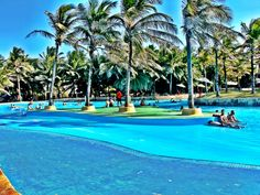 Beach Park in Fortaleza
