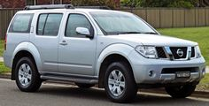 Nissan Pathfinder and also see https://www.cars.com/articles/top-10-best-compact-suvs-for-towing-1420680544464/