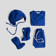 Our most popular collection is now in indigo!