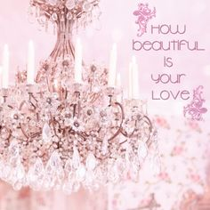 How beautiful is your love, my sister, my [promised] bride! How much better is your love than wine! And the fragrance of your ointments than all spices! (Song of Solomon 4:10 AMP)