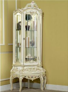 Victorian U0026 French Furniture Reproductions   427 1 Corner Curio