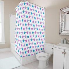 Bathroom Curtain Stars Ramirez - diy cyo customize create your own personalize