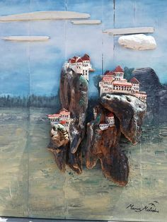 Check out this item in my Etsy shop https://www.etsy.com/listing/550139919/the-monasteries-of-meteora-in-greece