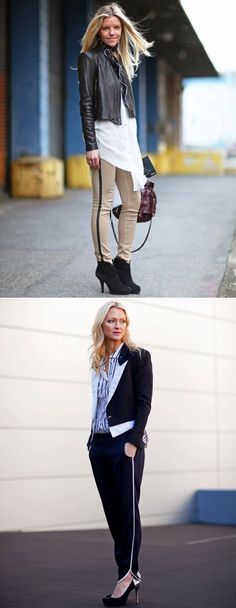 fun looks..love the shoes
