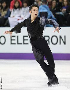 「Moonlight Sonata」 : World Figure Skating Championships 2013 in London(CANADA)