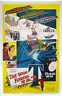 Original THE 5000 FINGERS OF DR T Movie Poster (1953) COLUMBIA PICTURES Dr Seuss - http://awesomeauctions.net/movie-posters/original-the-5000-fingers-of-dr-t-movie-poster-1953-columbia-pictures-dr-seuss/
