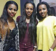 Ejagayehu, Genzebe and Tirunesh