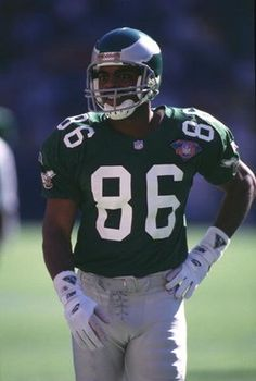 0312ac9165c WR Fred Barnett Philadelphia Eagles Football, Philadelphia Sports, Nfl  Football, American Football,