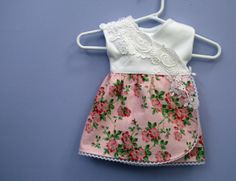 NICU Dress hospital clothing for premature or by 7PineDesign, $36.00