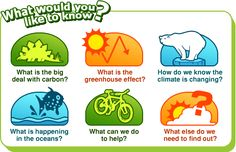 NASA's Climate Kids website is great for teaching and learning kids and adults.