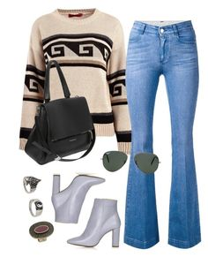 """""""Untitled #1158"""" by erinforde ❤ liked on Polyvore featuring Boohoo, STELLA McCARTNEY, Topshop, Givenchy and Ray-Ban"""