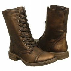 Volatile Women's Chimney Boots (Bronze)  #Boots2014