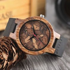 Wood Watches Collection on www.axeltactics.com
