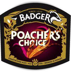 Poacher's Choice - damson and licorice autumn/winter ale.