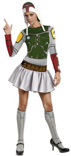Star Wars Run  -- wonder if I could run in it? Boba Fett  Costume - Star Wars Costumes