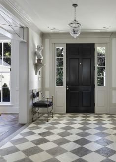 Bateig Blue limestone is what WIndsor used. {Veranda House of Windsor}