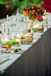 Blooms and Blossoms: Log Haven Wedding