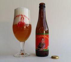 """Ne Rogérke Blond : """"Ne Rogérke Blond"""" is een hoogblond bier van hoge gisting hergist op fles. Het alcoholpercentage is ALC.6,5%VOL in een flesje van 33 CL. Het bier is een eigen recept met eigen patent voldaan aan de wetten en normen van het federaal voedselagentschap (F.A.V.V). Brouwerij Anders uit Halen heeft het bier geproduceerd. Het aroma is hoppig en zacht zoet-fruitig. Ook de smaak is een evenwicht van hoppig en fruitig. In de afdronk komt de hop-bitterheid iets meer naar voor."""