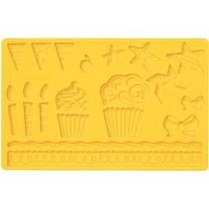Wilton Kids Party Designs Mold
