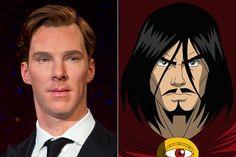Benedict Cumberbatch To Play 'Doctor Strange' - Moviefone Blog Canada